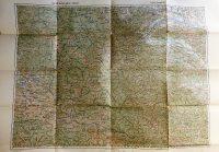 Máramarossziget Sniatyn Erdély Felvidék térkép 1928
