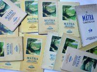 Mátra hegység turista térkép