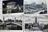 Párizs régi képeslap
