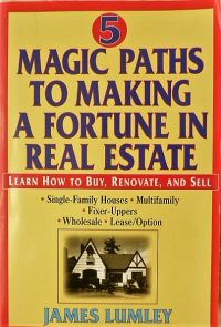 5 Magic paths to making a fortune in real estate ingatlan befektetés könyv
