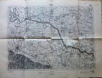 Barcs és környéke térkép 1928