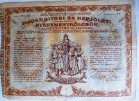 Hadsegítési és Népjóléti Nyereménykölcsön 1917