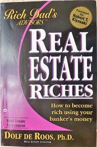 Real estate riches Gazdagodj ingatlannal könyv