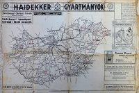 Magyarország Vasút térkép