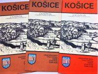 Kosice Kassa szlovák térkép