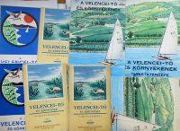 Velencei-tó környéke térkép