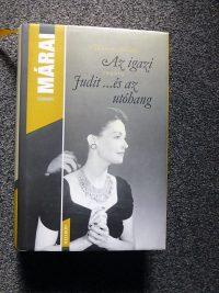 Márai Sándor Az igazi Utóhang regény könyv