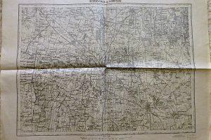 Nyíregyháza és környéke térkép 1927