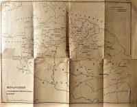 Bethlen Gábor Felszabadító Hadjáratainak térkép