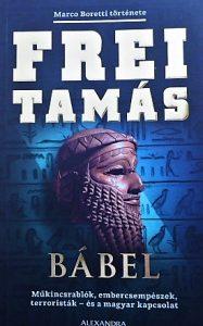 Frei Tamás Bábel könyv eladó