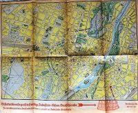 München régi térkép