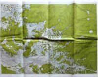 Görgény Hodák Erdély régi térkép 1910-20