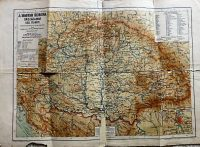 Magyar Korona Országainak kézi térképe 1900