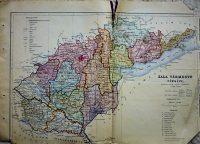 Zala Vármegye Térkép régi