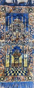 Keleti szőnyeg mecset