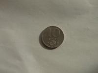 Magyar érme: 10 forint (1971)