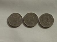 Magyar érme: 5 forint (1984)