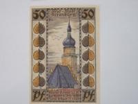 Német notgld: Altenburg 50 Pfenig