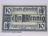 Elberfeld 10 Pfennig