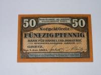 Greiz 50 Pfennig (1921)