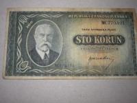 Cseh 100 Korona