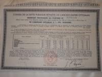 Török állampapír